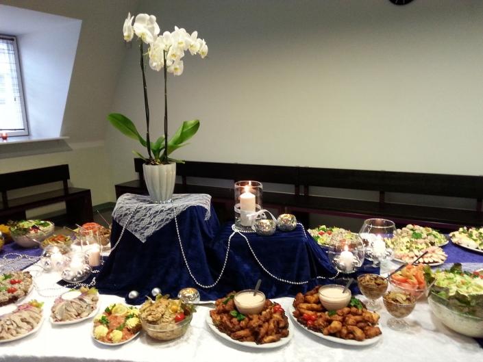 Jõululaud KaDi Catering